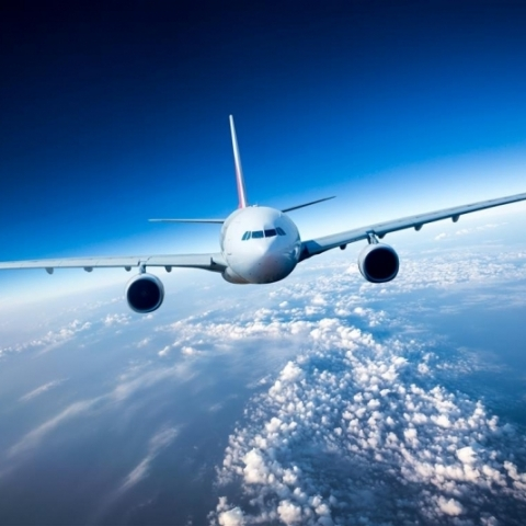 - Transport: commercial aviation, railways and river and sea transfers